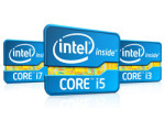 Intel Core i3, i5, i7 processor in 2011 (Sandy Bridge)