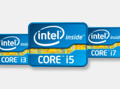Intel Core 2de Generatie Sandy Bridge logo