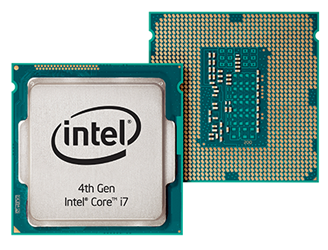 4de generatie Intel Core i processor