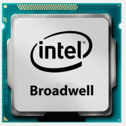 Broadwell processor