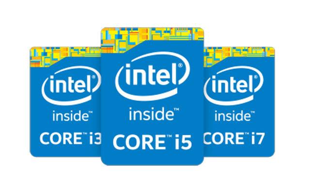 Intel Core i serie logo Broadwell
