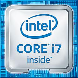 Skylake 6de generatie Core i7 logo