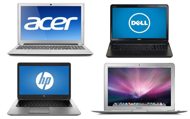 Laptop merken