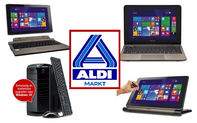 Aldi computer aanbiedingen 27 mei 2015