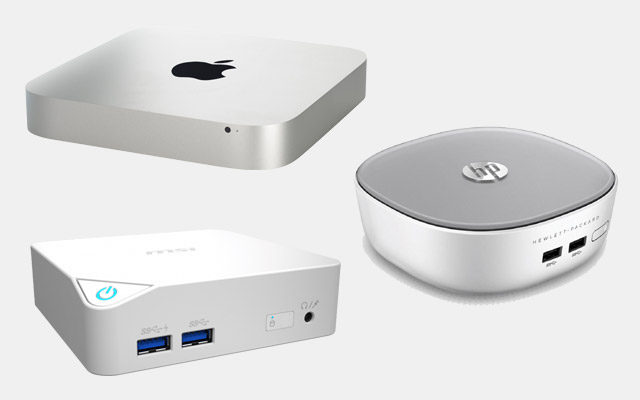 Mini-desktop