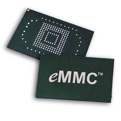 eMMC geheugen