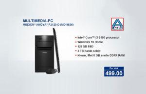 MEDION AKOYA P2120 D (MD 8836)