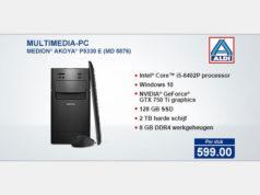 Medion Akoya P5330E (MD 8876)