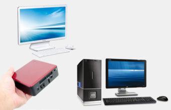 Vaststaande computers