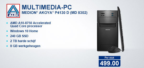 Medion Akoya P4130 D (MD 8302)