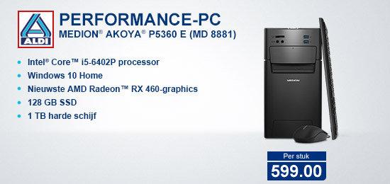Medion Akoya P5360 E (MD 8881)