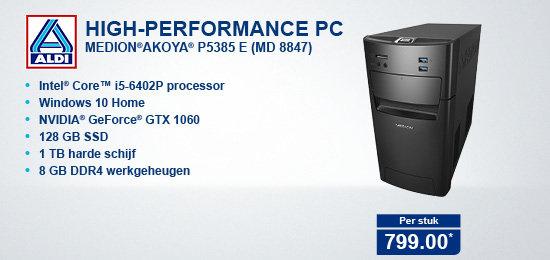 Medion Akoya P5385 E (MD 8847)