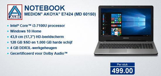 Medion Akoya E7424 (MD 60150)