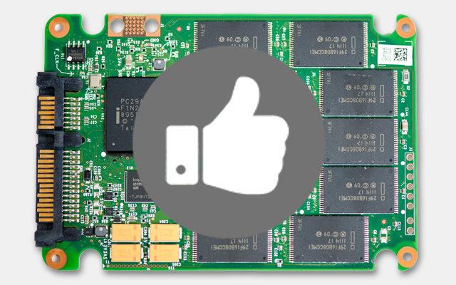 Voordelen SSD