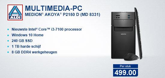 Medion Akoya P2150 D (MD 8331)
