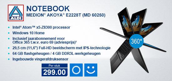 Medion Akoya E2228T (MD_60250)