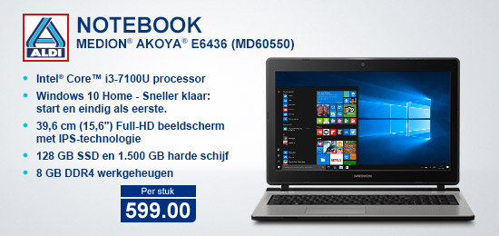 Medion Akoya E6436 (MD 60550)