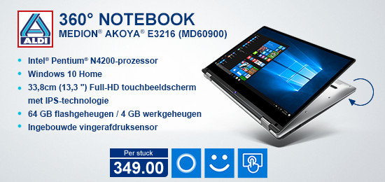 Medion Akoya E3216 (MD 60900)