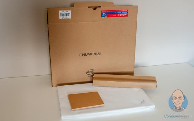 Chuwi Lapbook 15.6 verpakking