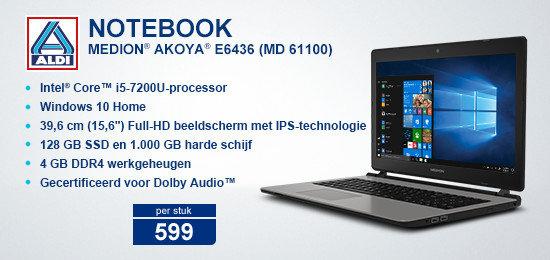 Medion Akoya E6346 (MD61100)
