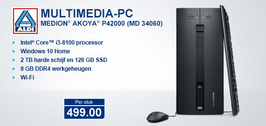 Medion Akoya P42000 (MD34060)