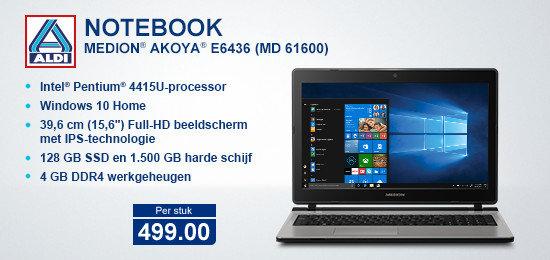 Medion Akoya E6436 (MD 61600)