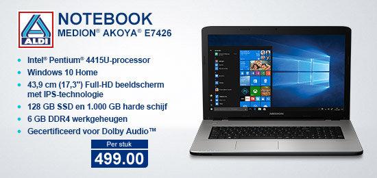 Medion Akoya E7426 (MD 61750)