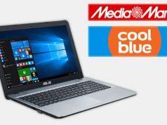 Exclusieve laptops bij Mediamarkt & Coolblue