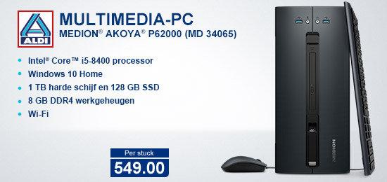 Medion Akoya P62000 MD 34065