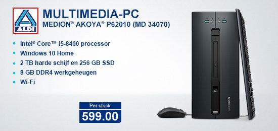 Medion Akoya P62010 (MD 34070)