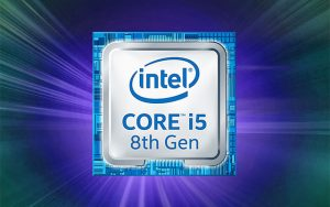 Intel Core-i5 8th generatie Coffeelake