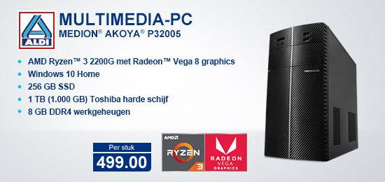 Medion Akoya P32005 (MD 34085)