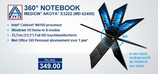 Medion Akoya E3222 (MD62450)
