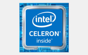 Intel Celeron Badge