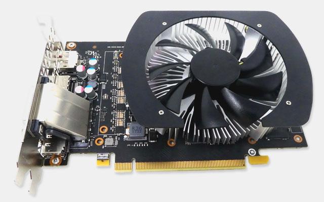 nVidia GeForce GTX 1060 (3 GB GDDR5)