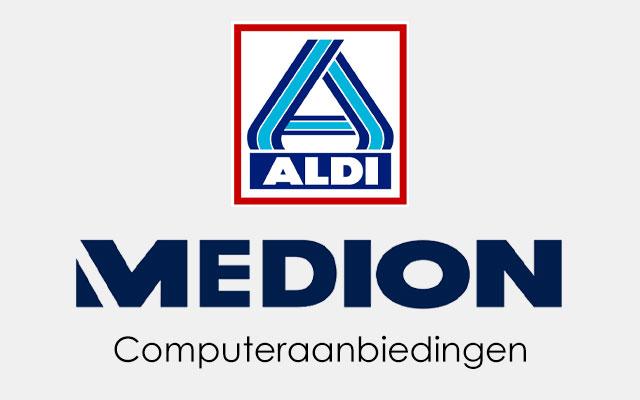 ALDI Medion computer aanbieding