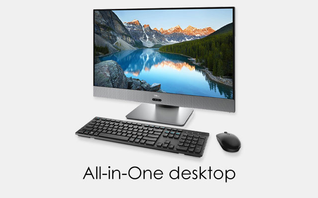 All-in-One Desktop