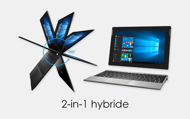 2-in-1 Hybride