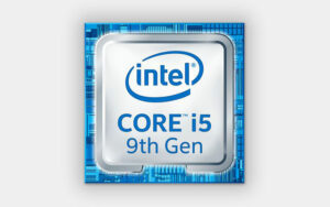 Intel Core i5 9e generatie Coffee Lake-Refresh